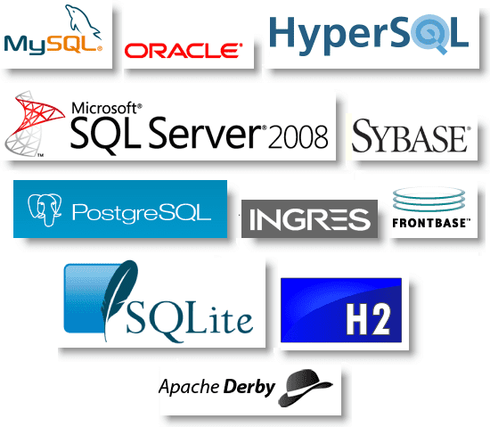 SupportsAll-ofthe-Leading-Databases